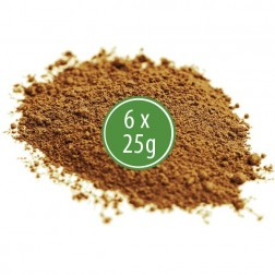 Red Kratom Pack – 6 Green druhů  (6 x 25g)